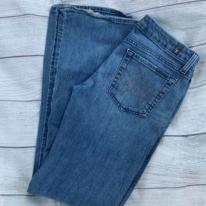 7 For All Mankind A Pocket Size 28